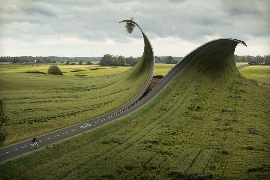 Cut and fold © Erik Johansson
