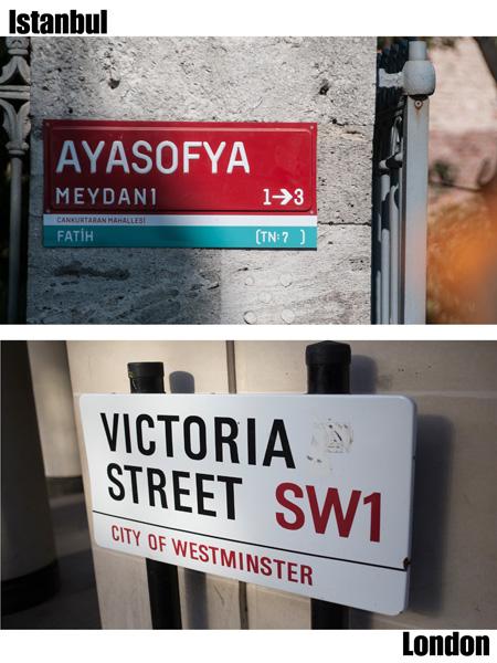 Istanbul&London