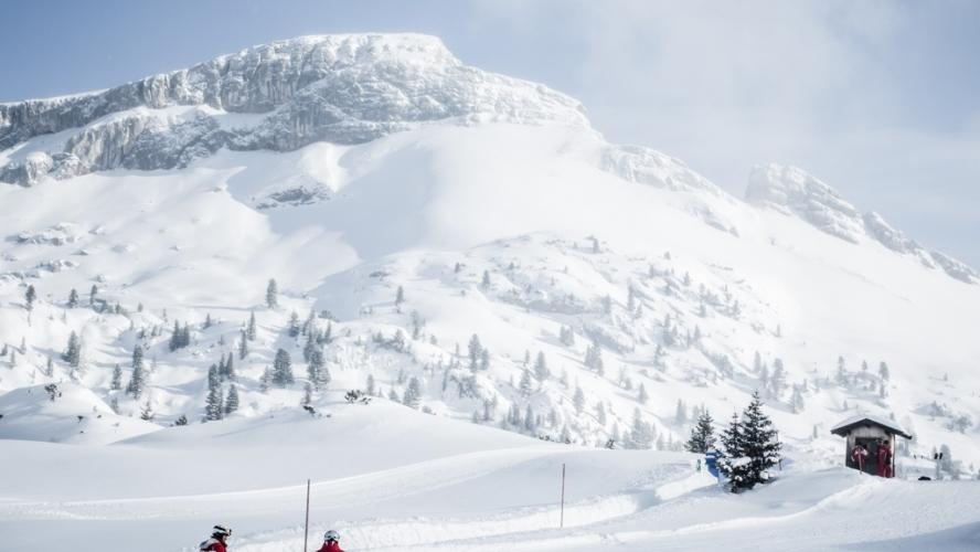 Tiroler Winterlandschaft