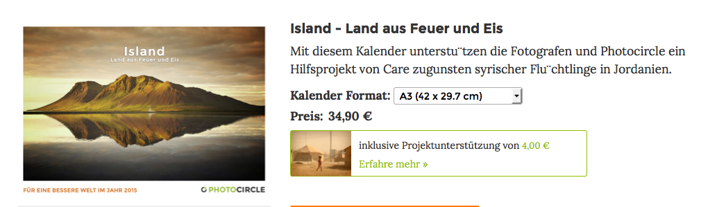 Island-Kalender