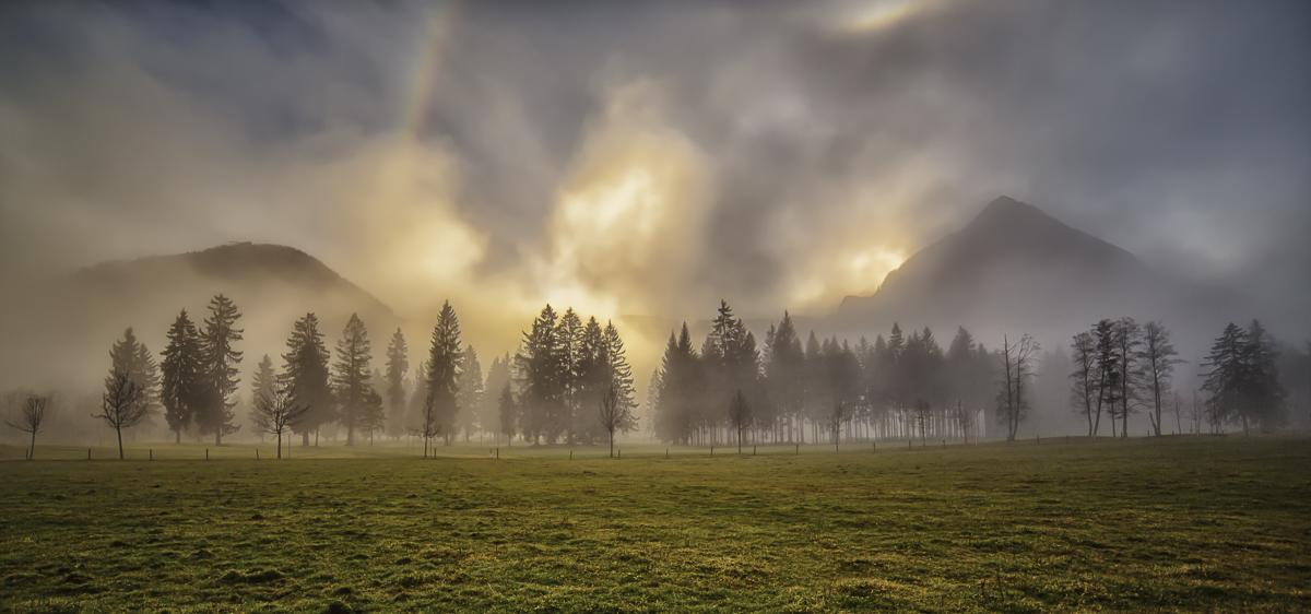 Nebel - Achensee